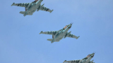 285 позиции на терористите в Сирия унищожили руските самолети за три дни