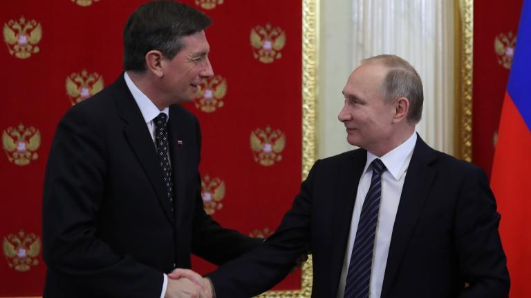 Путин предложи да се срещне с Тръмп в Словения