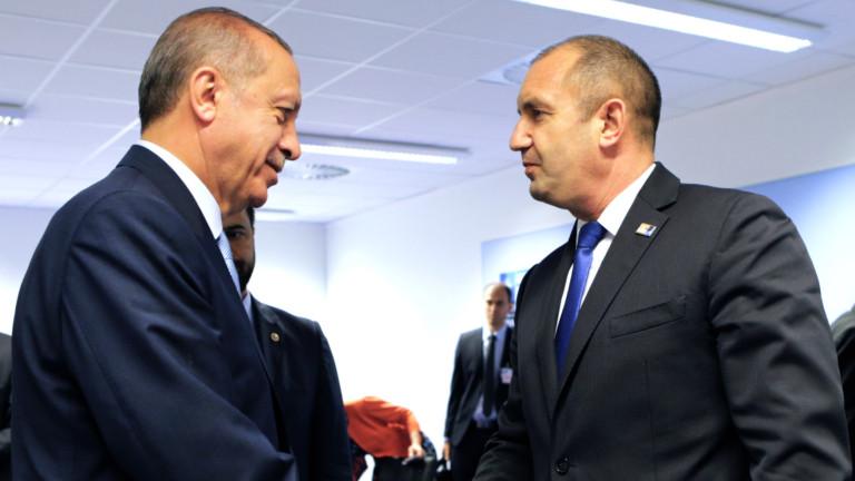 Радев припомни на Ердоган компенсациите за имотите на тракийските бежанци