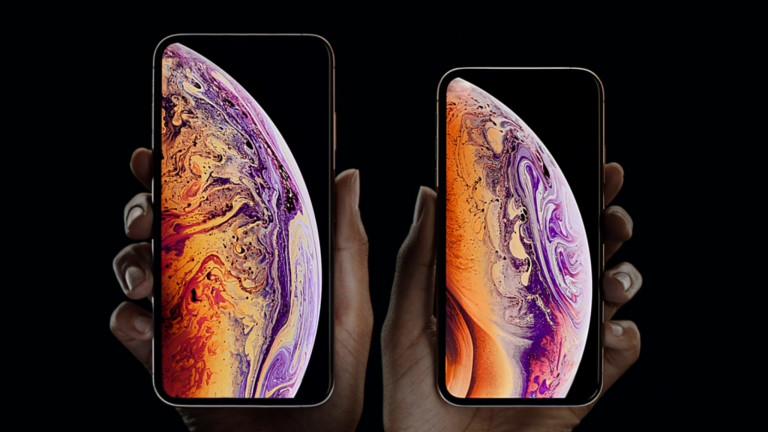 Снимка: iPhone Xs, Xs Max и Xr - какво показа Apple тази вечер