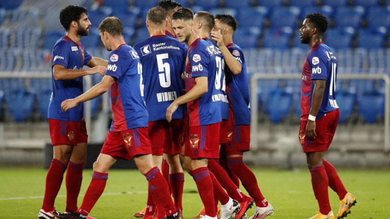 Базел с издънка преди мача с ЦСКА