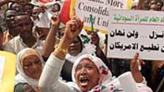 Суданските студенти се вдъхновиха от Египет