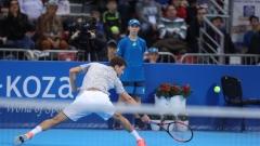Гришо спря на четвъртфинал в Ротердам, Гофен взе малък реванш (ВИДЕО)