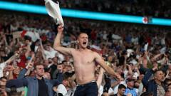 Трескава подготовка в Англия за финала на Евро 2020