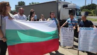 """Превозвачи протестиратна """"Дунав мост"""" с искане да се върнат винетките"""