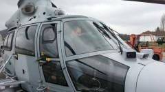 Почина командирът на екипажа на хеликоптера, паднал в Черно море