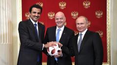 Домакинът на Мондиал 2018 предаде символично щафетата на Катар