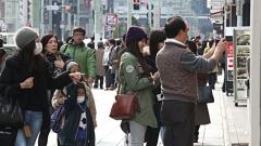 Китайските туристи вече няма да бъдат използвани като оръжие