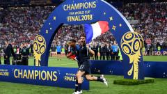Атлетико (Мадрид) дава нов договор на световен шампион заради Манчестър Юнайтед
