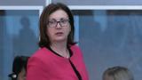 МВР разкривало 55-60 процента от битовите кражби, убеждава Бъчварова