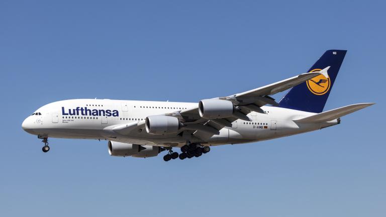 Lufthansa поръча 16 нови самолета