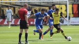 Ботев и Верея закриват кръга в Първа лига с директен сблъсък за 4-ото място