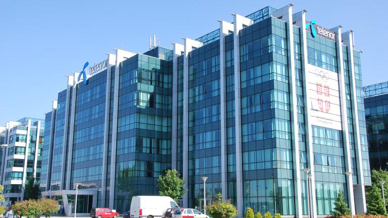 PPF вече има оферти за активите на Telenor в Сърбия и Черна гора