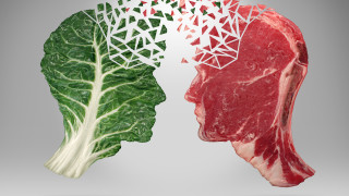 """Повечето """"месо"""" през 2040-а няма да идва от заклани животни"""