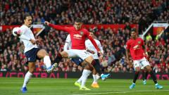 Юнайтед спря победната серия на Ливърпул, равенство в голямото дерби на английския футбол