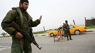 Осем ранени при престрелки в Газа