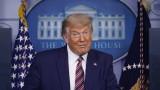 Тръмп: Връщам се в борбата за Белия дом