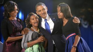 Обама печели битката за Белия дом