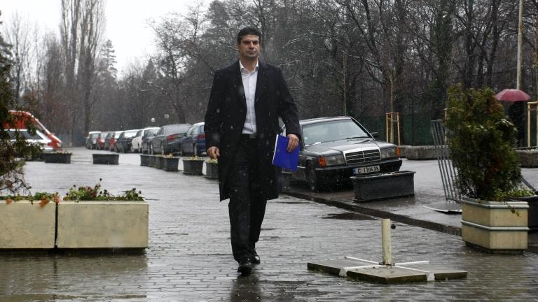 Бившият спортен директор на Левски Георги Иванов заяви, че се