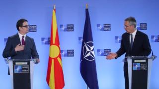 Столтенберг приветства РСМ в защитата на основания на правила международен ред