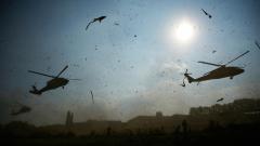 САЩ подаряват два хеликоптера Блек Хоук на Хърватия