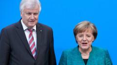 Меркел и Зеехофер спасиха коалицията