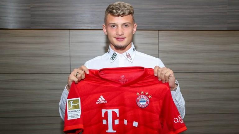 Байерн (Мюнхен) представи един от новите си играчи. Микаел Кюзанс