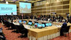 Страните от АСЕАН изпреварват за първи път ЕС по военни разходи
