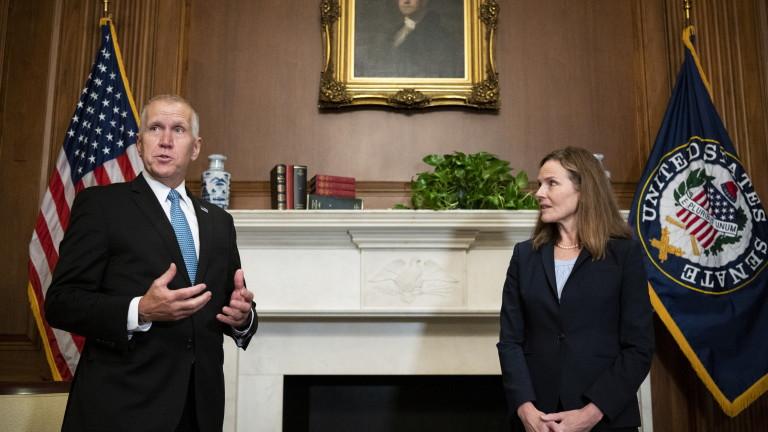 US сенатор вече е без симптоми на коронавирус