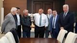 """Шампионската купа се завръща на """"Лаута"""""""