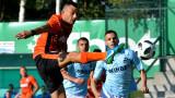 Витоша (Бистрица) победи Дунав (Русе) с 2:1 на старта на новия сезон в Първа лига