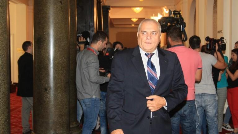 Новият главсек трябва да притежава качествата на Маринов, отсече Валентин Радев