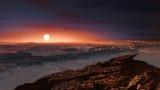Супер-Земя край близката до нас Звезда на  Бърнард? 99% сигурно!