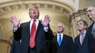 Тръмп: Ревльото Чък лъже, че имам избухлив характер