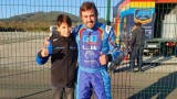 Български пилот проведе тренировка с Фернандо Алонсо