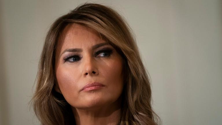 Мелания Тръмп срещу любовницата на президента