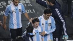 Парагвай отмъкна точка от Меси и компания