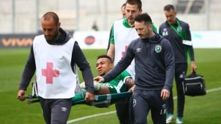 Добра новина: След осем месеца отсъствие, Абел Анисе е готов да се завърне на терена!