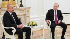 Азербайджан гарантира мира в Нагорни Карабах