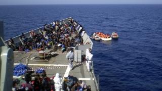 ЕС прекратява спасяването на мигранти в Средиземно море