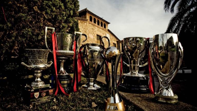 Как философията на Кройф направи Барса №1 по трофеи в Европа през последните 30 години
