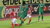 ЦСКА загрява за Левски с Ботев (Враца)