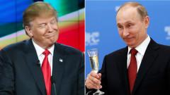 Путин е по-голям лидер от Обама, категоричен Тръмп