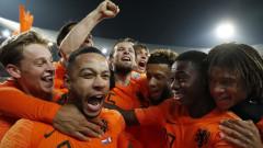 Холандия победи Франция с 2:0