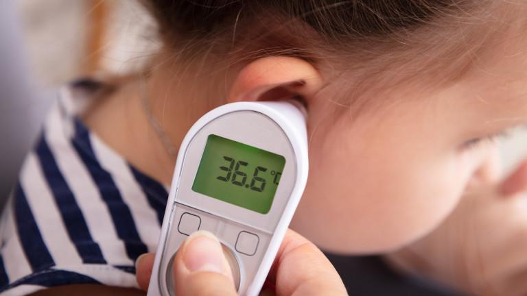 Не с живачни, а с електрони термометри в детските градини, заяви Ананиев