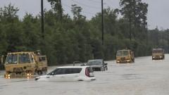 Заради наводненията спря работа най-голямата рафинерия в САЩ