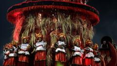 Животът се вихри на карнавала в Бразилия