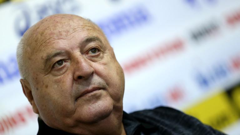 Венци Стефанов: Дори Моуриньо и Копърфийлд няма да направят чудо с България