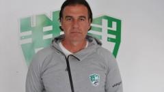 Официално: Иван Цветанов е новото име в треньорския щаб на Берое