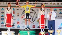 """Пиер Барбие спечели третия етап от """"Обиколката на България"""""""